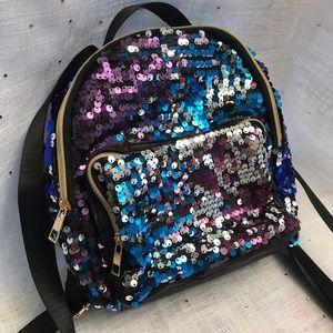 Olivia Miller little backpack